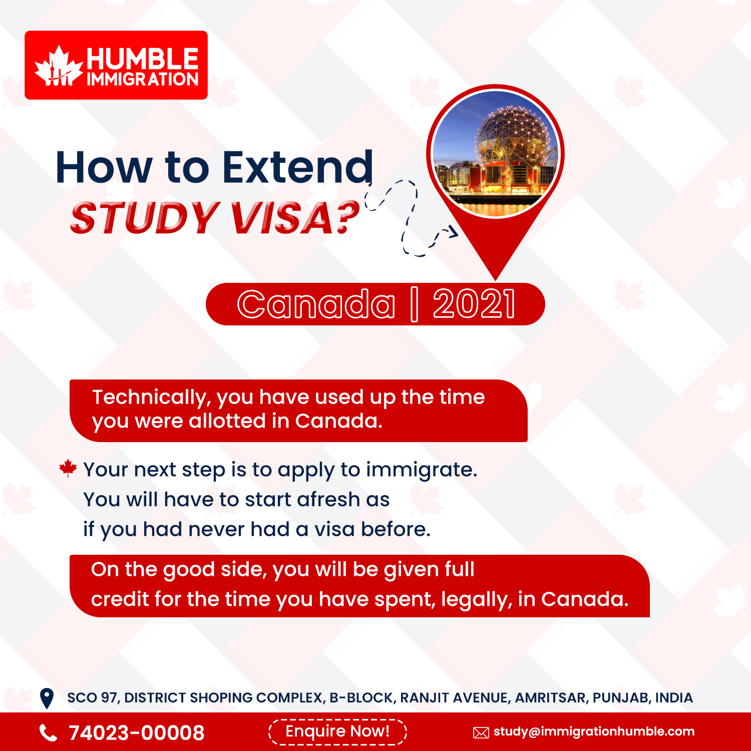 The Ultimate Roadmap To Study In Canada!