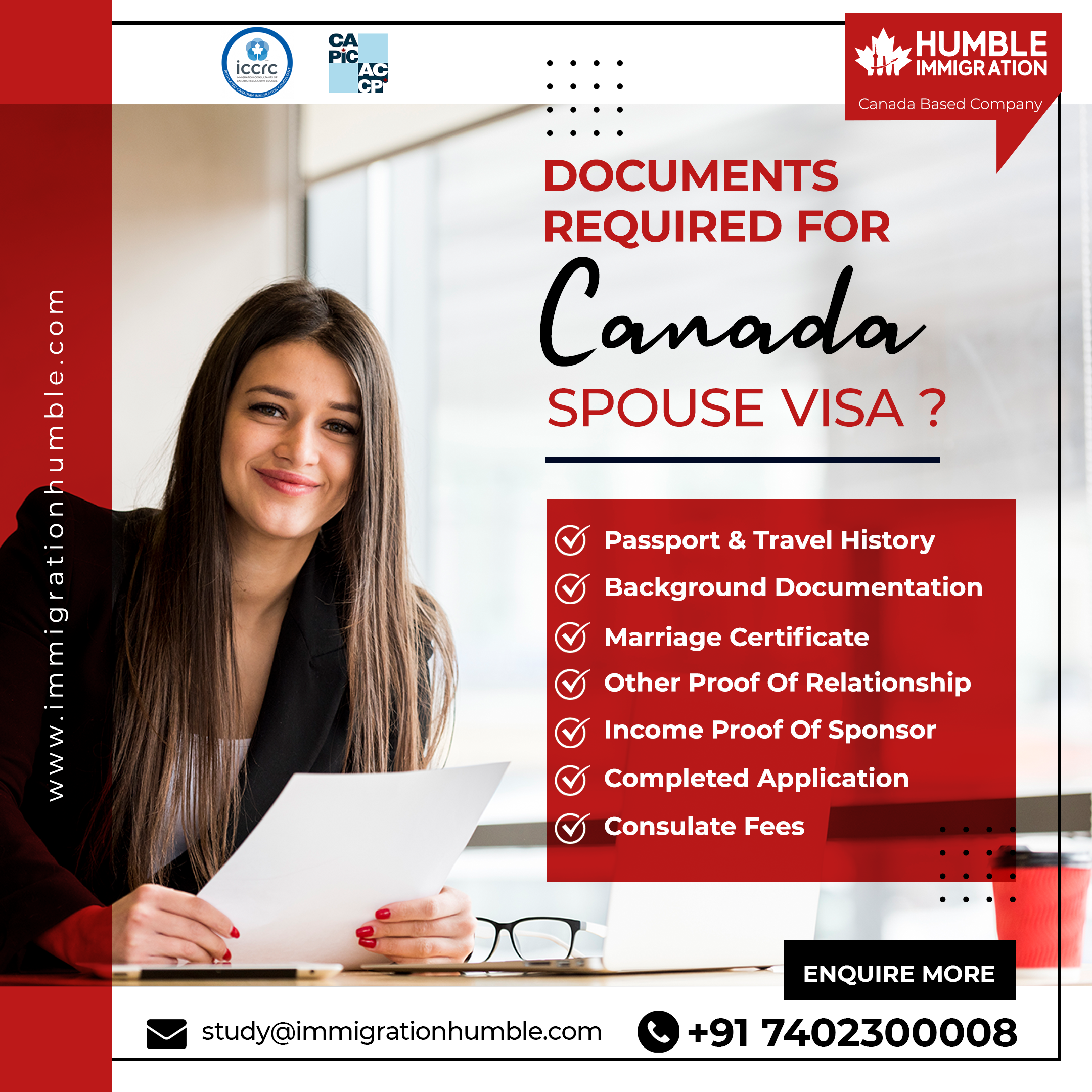 Work Permit in Canada for spouse/common-law partner