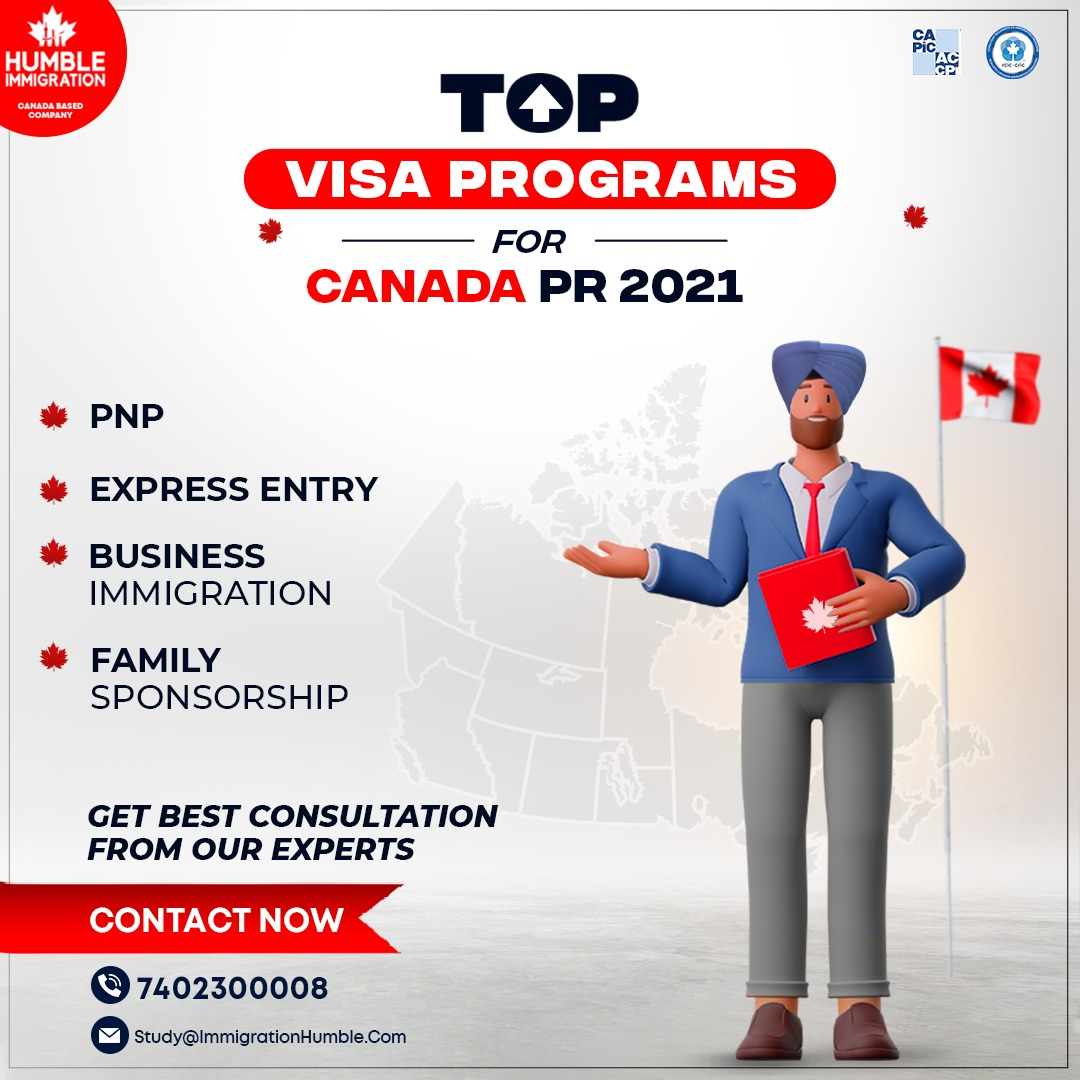 Why Canada is the ideal study & PR destination for students and working professionals?